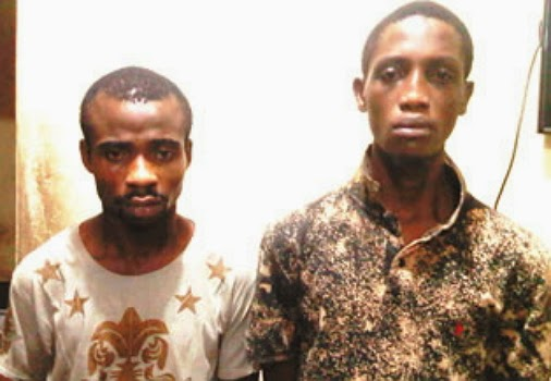 armed robber alagbado lagos