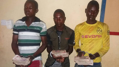 , See the Faces of Kidnappers Arrested In Bauchi, You May Know Them, Latest Nigeria News, Daily Devotionals & Celebrity Gossips - Chidispalace