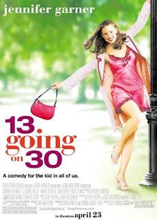 13 Going on 30 2004 Hindi Dual Audio BluRay | 720p | 480p