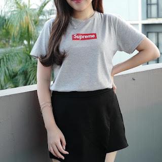 Kaos Supreme Bajakan (KW)