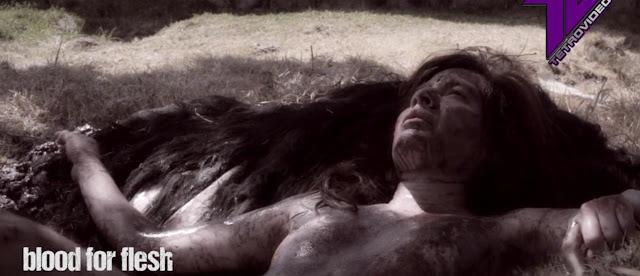 """Desnudos y violencia extrema en el primer clip de """"Blood for Flesh"""" (2019)"""