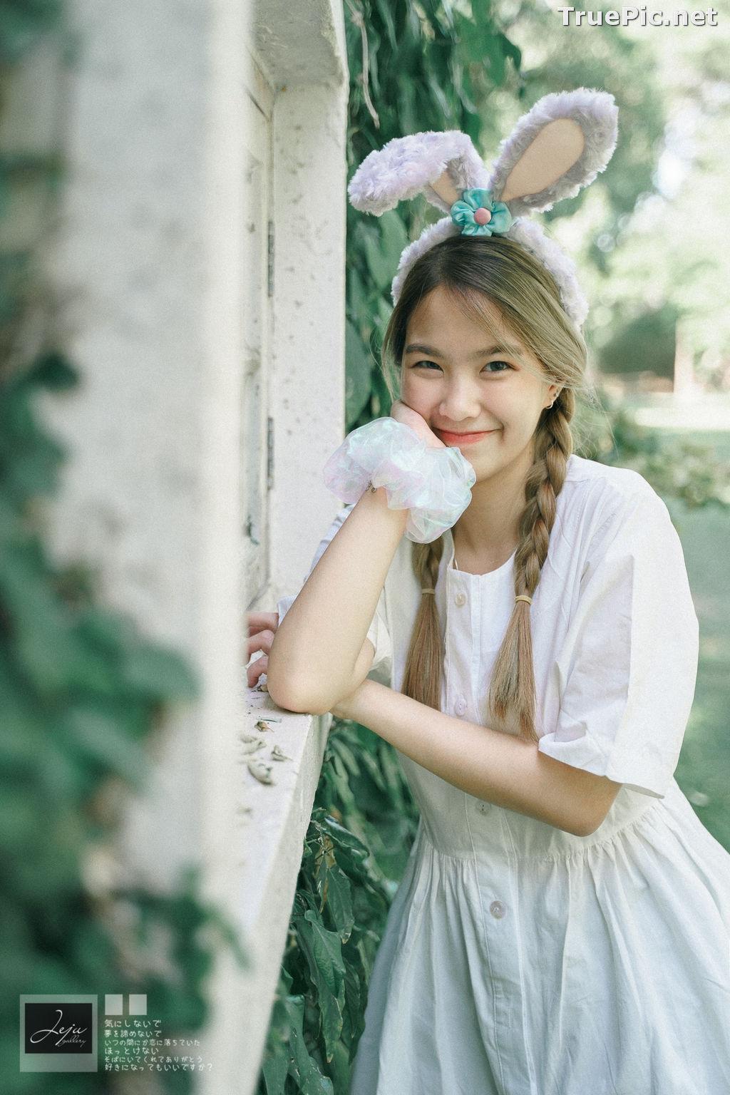 Image Thailand Cute Model - Napat Cdhg - Gam Bunny Girl - TruePic.net - Picture-7