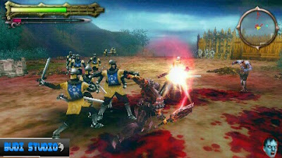Download Undead Knights PPSSPP Android 2