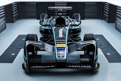 Jaguar I-Type 1 2016 Front