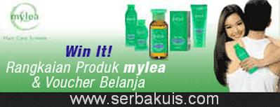 Kuis Berhadiah 10 Produk Mylea & voucher Carrefour @ Total 350K