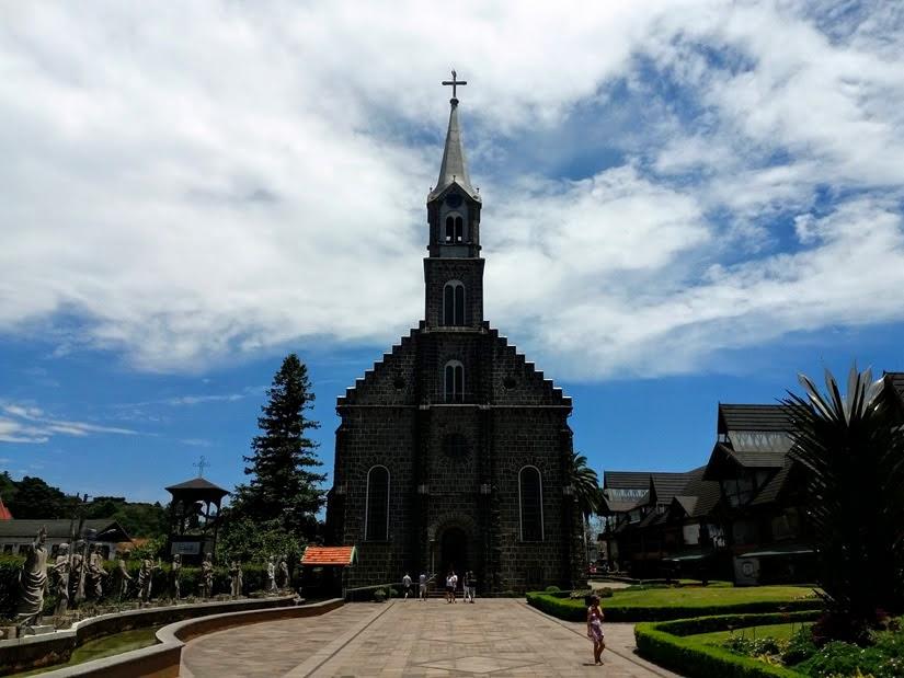 Igreja de São Pedro, Gramado, RS - O que fazer em Gramado de graça: 24 atrações gratuitas