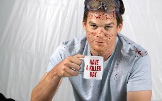 Protagonista de la serie Dexter