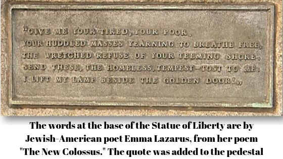 My Crazy Email Dyk Facts About The Statue Of Liberty
