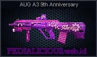 AUG A3 9th Anniversary