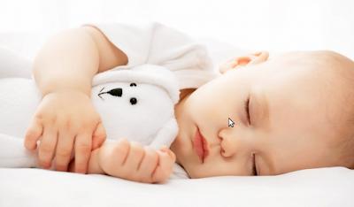 posisi tidur bayi 0-3 bulan