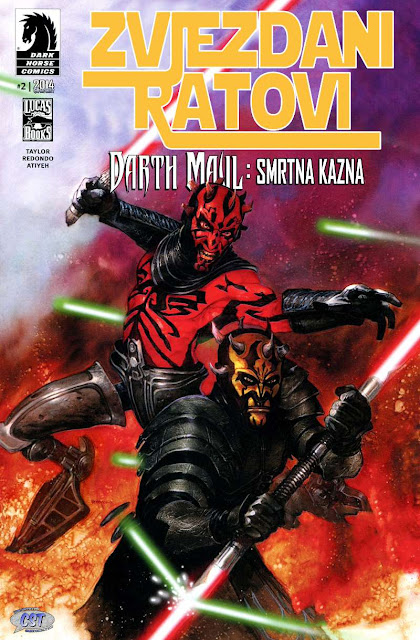 Smrtna kazna 2 (Darth Maul) - Zvjezdani Ratovi