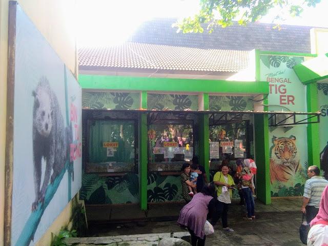 kebun binatang semarang mangkang