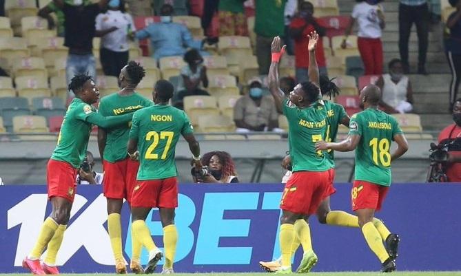 CHAN 2020: Le Cameroun bat la RDC et file en demi-finale (Vidéo)