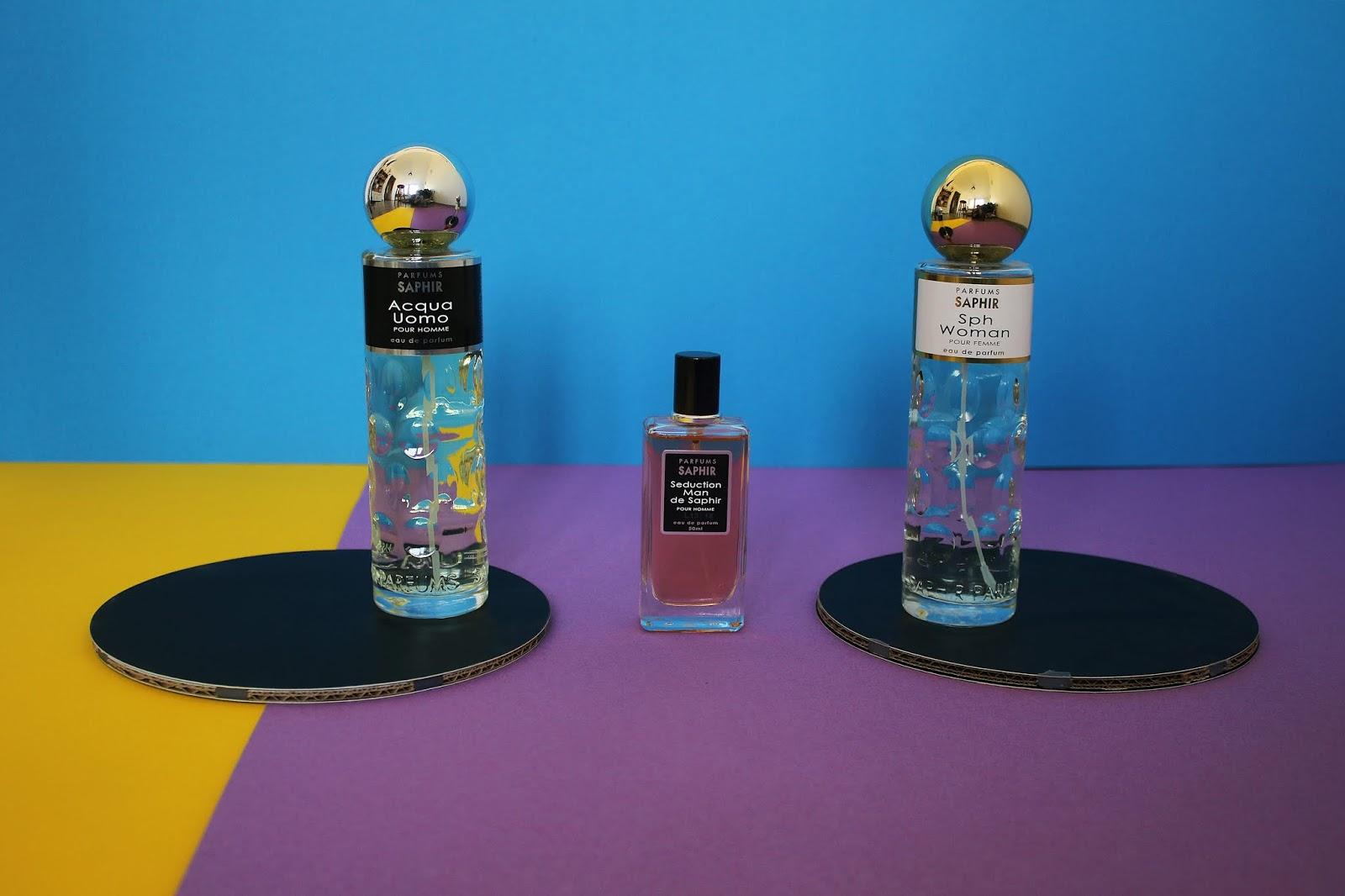 Parfums Saphir niedrogie odpowiedniki perfum
