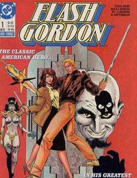 Flash Gordon (1988) Comic