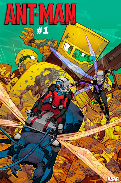 ant-man #1, marvel