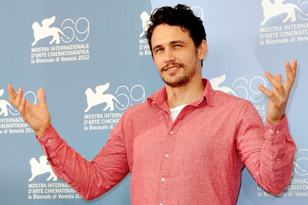 James Franco Photocall Spring Breakers