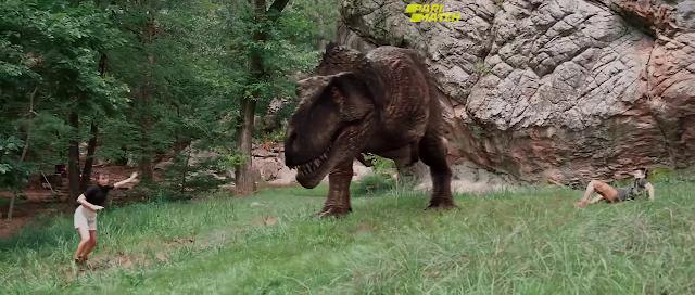 Dinosaur World 2020 Dual Audio Hindi [Fan Dubbed] 720p HDRip