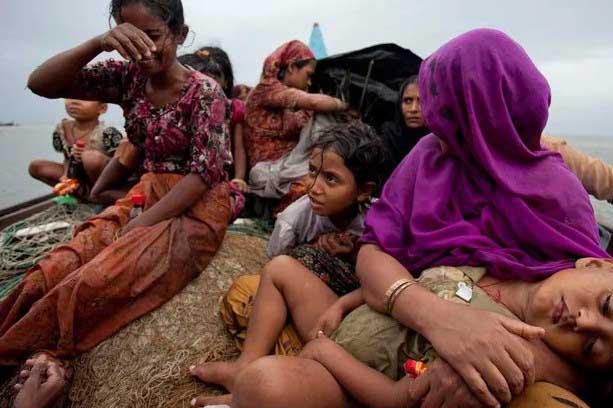 Keterangan Dokter PBB: Tentara Myanmar Memperkosa Wanita-Wanita Rohingya
