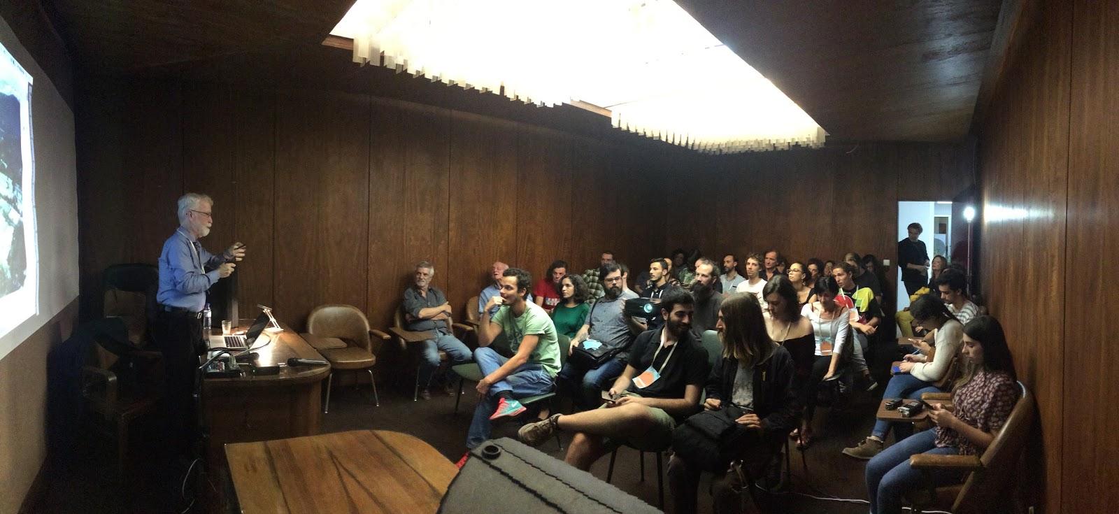 Abertura do Lisboa Incomum - Barry Truax em Conferência - Lisboa Incomum 2017