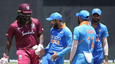 Ind tour of WI 2019 3rd ODI Match Cricket Win Tips