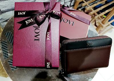 Beli Wallet Jovi Leather Untuk Diri Sendiri