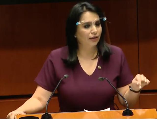 Inadmisible la presión del Gobierno de Morena a jueces por la suspensión de la reforma eléctrica: Mayuli Martínez
