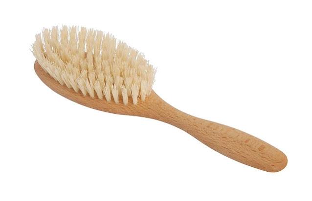 Is The Vegan Tampico Fiber Hair Brush By Redecker Vegan?
