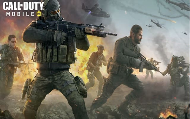 call of duty mobile تنزيل pc