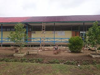 Kepsek SD Negeri 56 Sungai Raya Ucapkan Terimakasih Kepada Disdikbud Pemkab Kubu Raya Atas Bantuan Dana DAK Fisik Tahun 2019