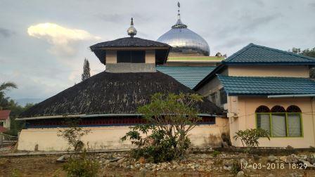 Masjid Asal Panampaan di Kabupaten Gayo Lues, Aceh Tenggara