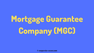 mortgage guarantee company meaning