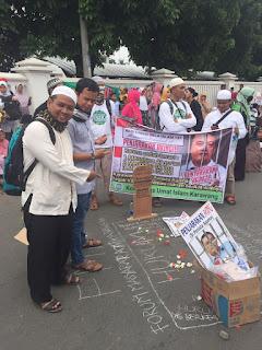 Aksi Bela Islam 1407, Inilah Isi Aksi Forum Masyarakat Karawang
