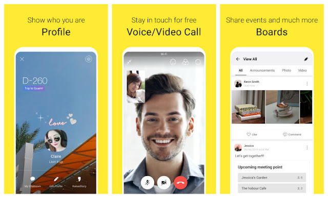 Download KakaoTalk Android