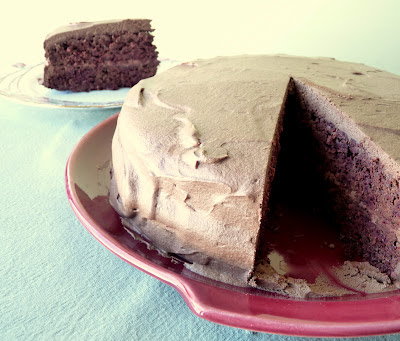 Chocolate Custard Frosting