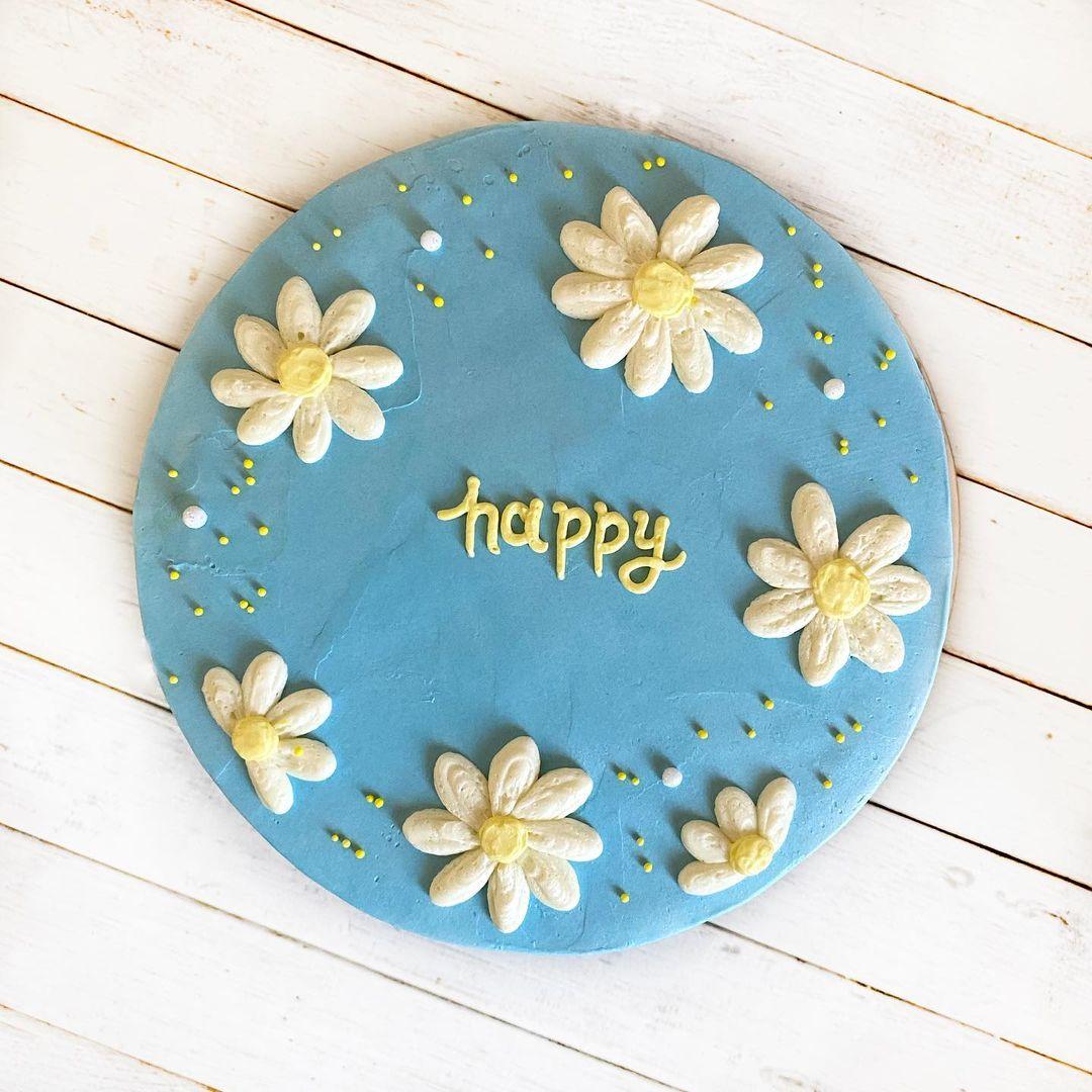 bolo decorado feminino