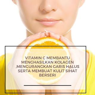 Vitamin C Untuk Kulit Berjerawat