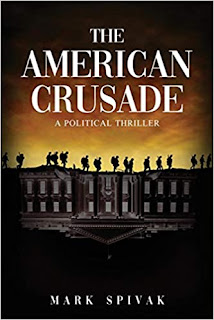 Book Review and GIVEAWAY: The American Crusade, by Mark Spivak {ends 5/12}