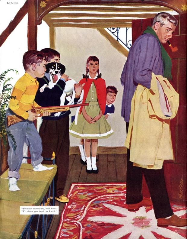 Portfólio vintage, Lynn Buckham, o estilo de Lynn Buckham, quem foi Lynn Buckham, Lynn Buckham obras, Lynn Buckham drawings, about Lynn Buckham, história de Lynn Buckham, biografia de Lynn Buckham, ilustrações vintage, pintura vintage, vintage illustrators