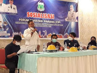 Dihadiri Ketua Kadin Pinrang, DPMPTSP Pinrang Genjot Investasi Daerah Melalui Forum Investasi