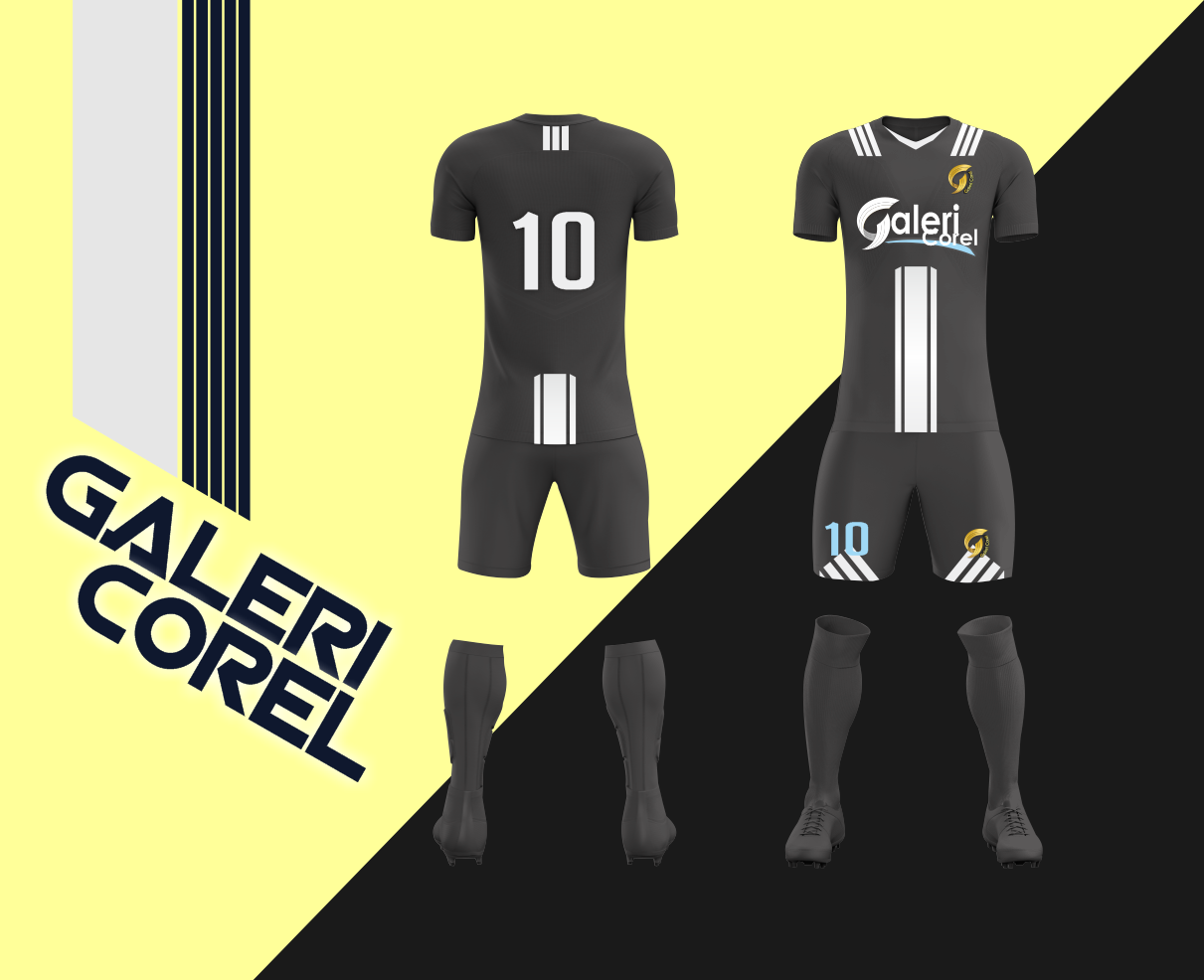 2066+ football jersey mockup cdr free download mockups design this free mockup template has advanced smart objects layers. Mockup Jersey Cdr Gratis