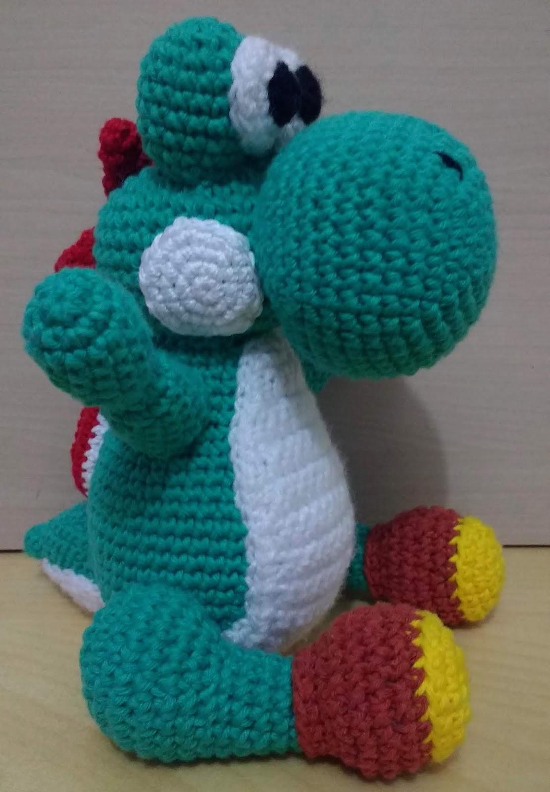 13 itens de crochê do Mario Bross - imagens e inspirações | Crochê ... | 1600x1111