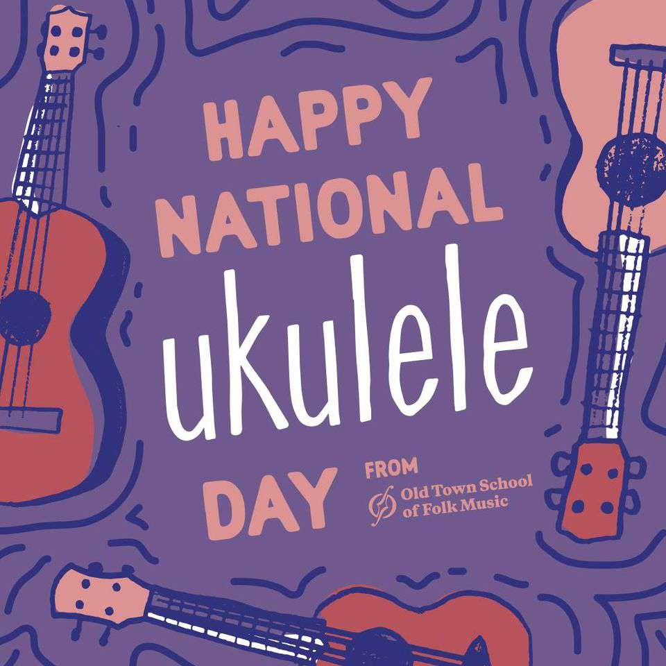 National Ukulele Day Wishes Awesome Picture
