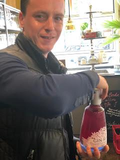 Gin Mare Raspberry Infusion, Sommer-CocktailNacht 4.0, Cocktailnight, 4Eck Garmisch-Partenkirchen, Peter Laffin, Uschi Glas, Sven Karge, WNDRLX, PURE Resort Pitztal, Tirol, Nacht der Freundschaft