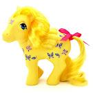My Little Pony Mariposa Year Seven Pony Fiesta G1 Pony