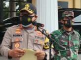 TNI-POLRI Kerahkan Ratusan Personilnya pada Pilbup 2020