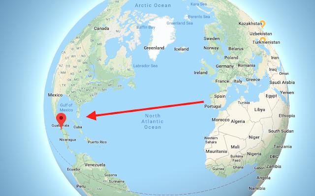 Karayipler: Kristof Kolomb ve Yeni Bir Dünyanın Keşfi