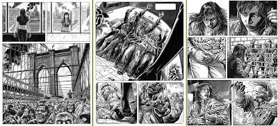 L'Isola dei Morti (G. Gualdoni - M. Bianchini - Sergio Bonelli Editore)