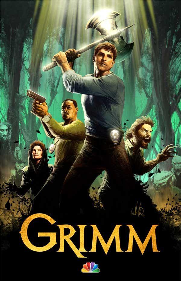Grimm Serie Completa Dual Latino/Ingles 1080p