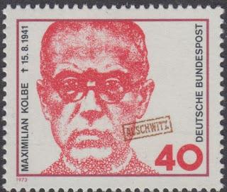Deutsche Bundespost 1973 Maximilian Kolbe